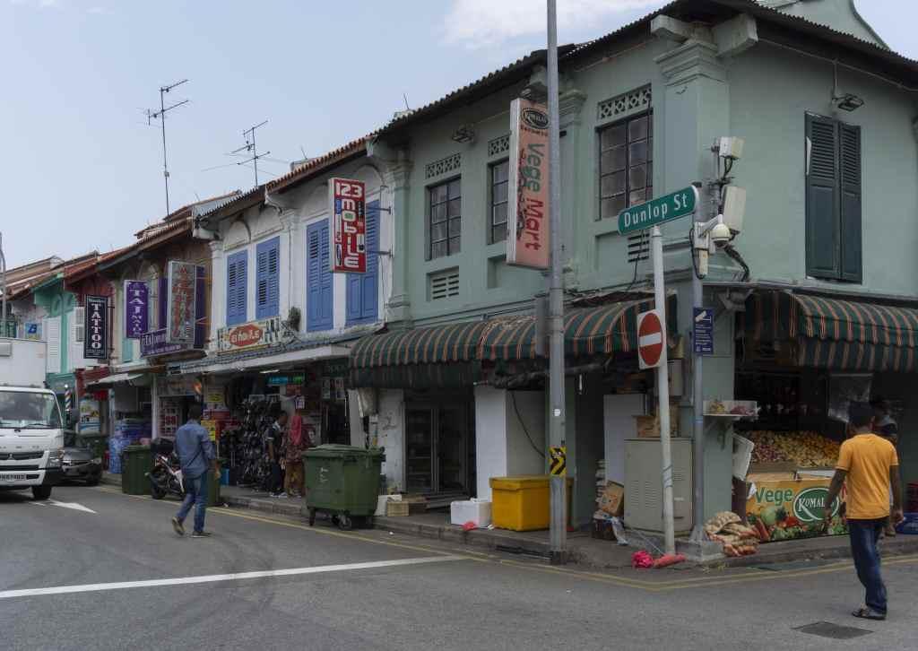 Dunlop Street - Little India